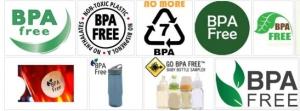BPAfree signs