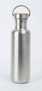 An example of a Stainless Steel Water Bottle